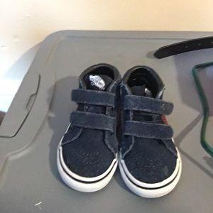 Toddler Vans Size 6C
